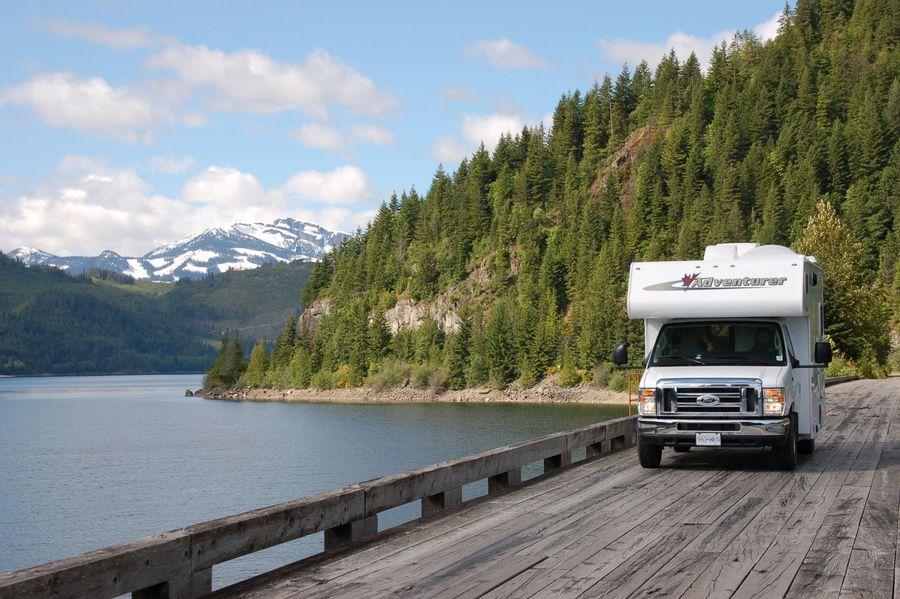 fraserway wohnmobile in kanada mieten cu camper